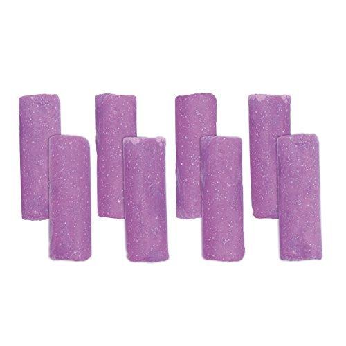 Abfluss-Fee Lavendel-Duftstein 8er-Set in Lila